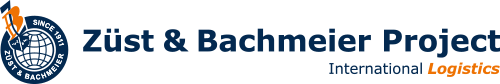 Züst & Bachmeier Project - International Logistics