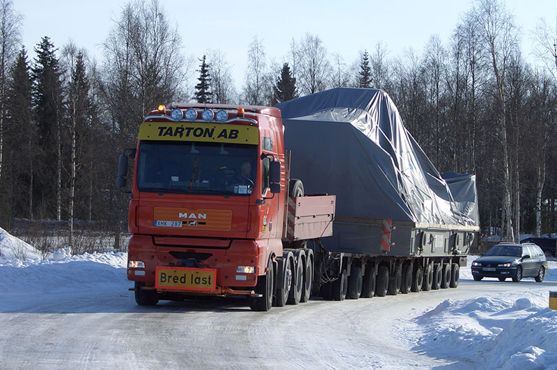 Landtransport