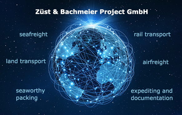Züst & Bachmeier Project